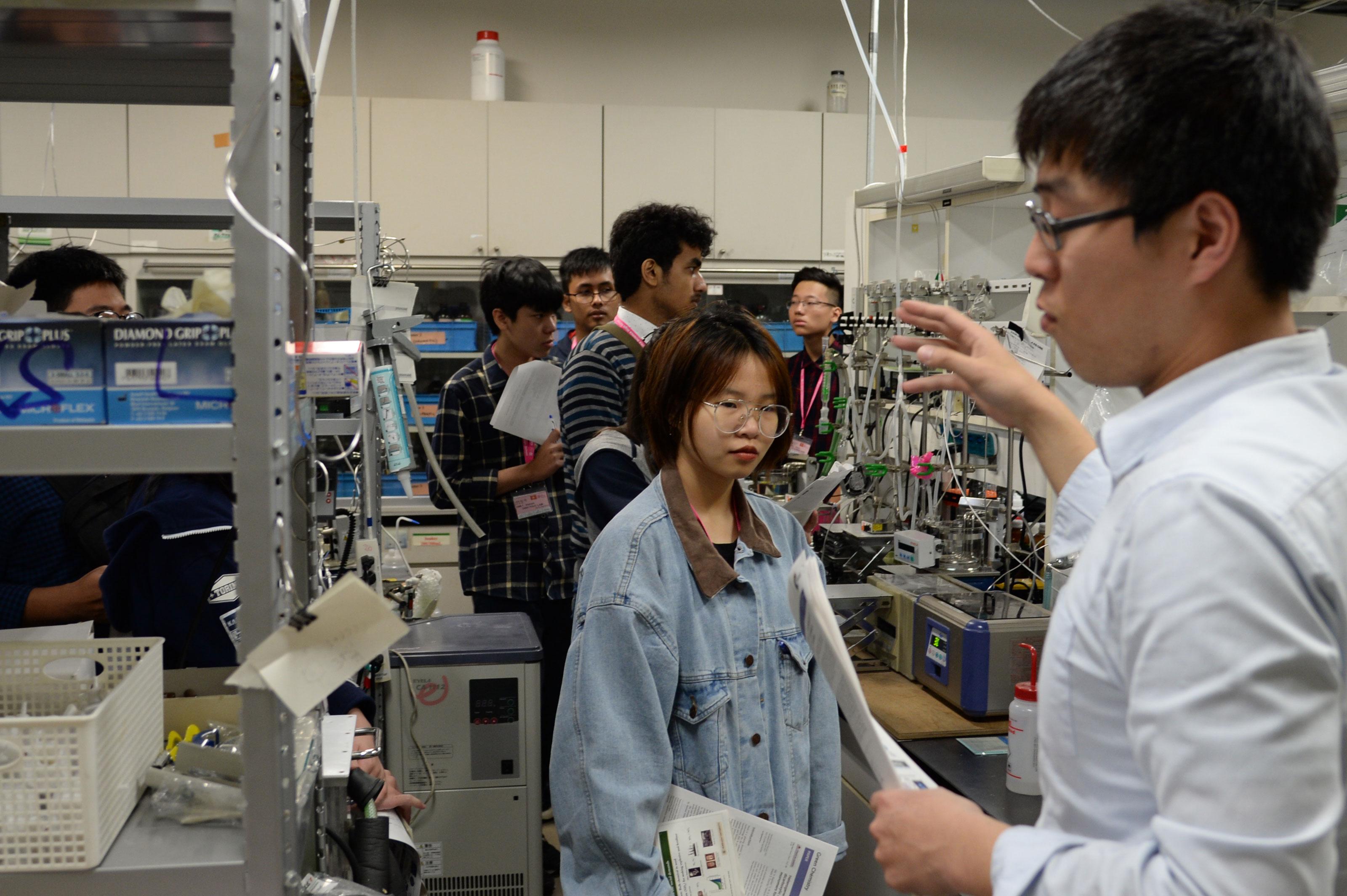 北海道大学 触媒科学研究所